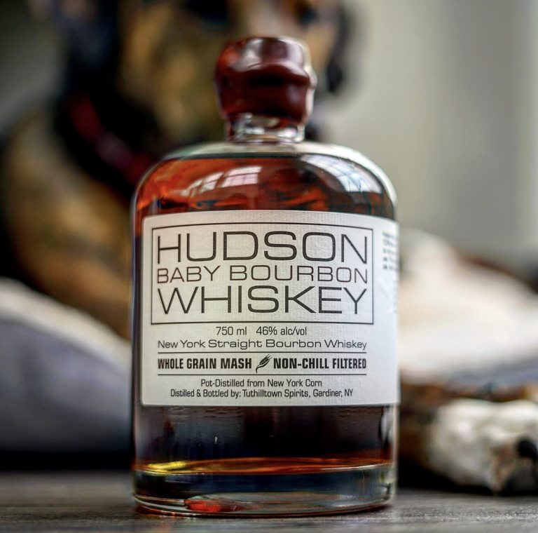 Hudson Baby Bourbon Whole Grain Mash