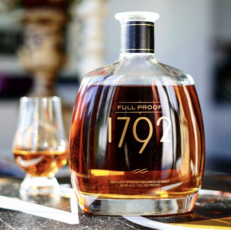 1792 Full Proof Bourbon Review Whiskey Consensus